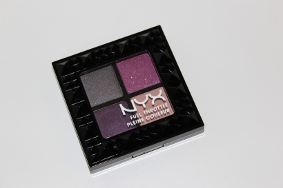 NYX Full Throttle in 'Bossy'